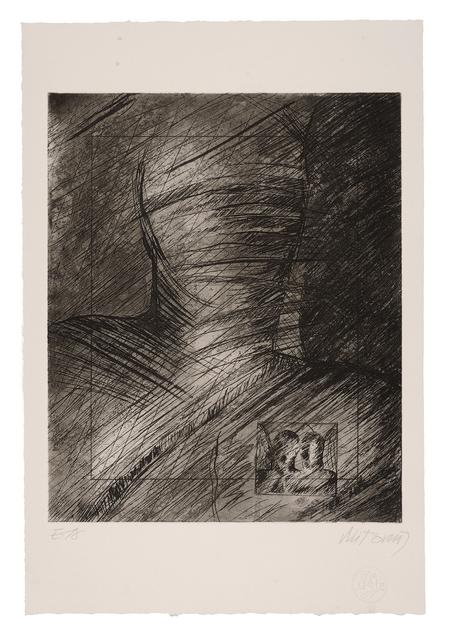 , 'Ikaro Nero,' 2003, Contini Art UK
