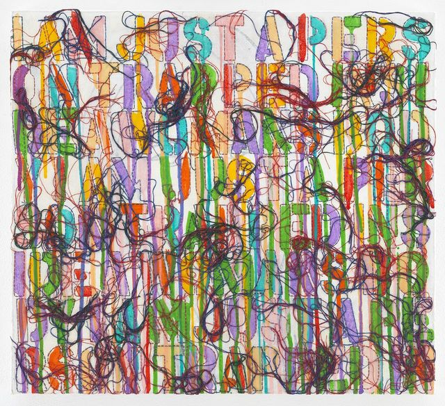 , 'The Person Inside-RFGA,' 2016, Tina Kim Gallery