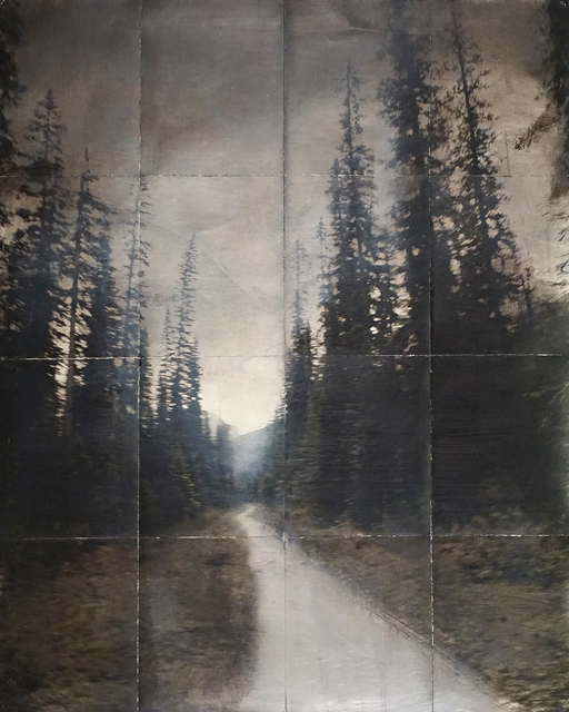 John Folsom, 'Off the Beaten Path V', 2018, Newzones