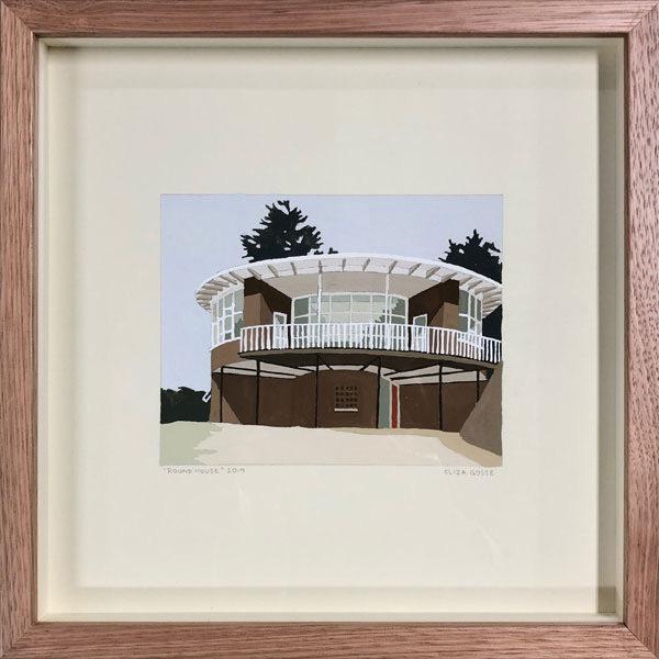 , 'Roundhouse 1,' 2019, Cynthia Corbett Gallery