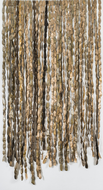 , 'Curtain of Tears,' 2015, Herzliya Museum of Contemporary Art