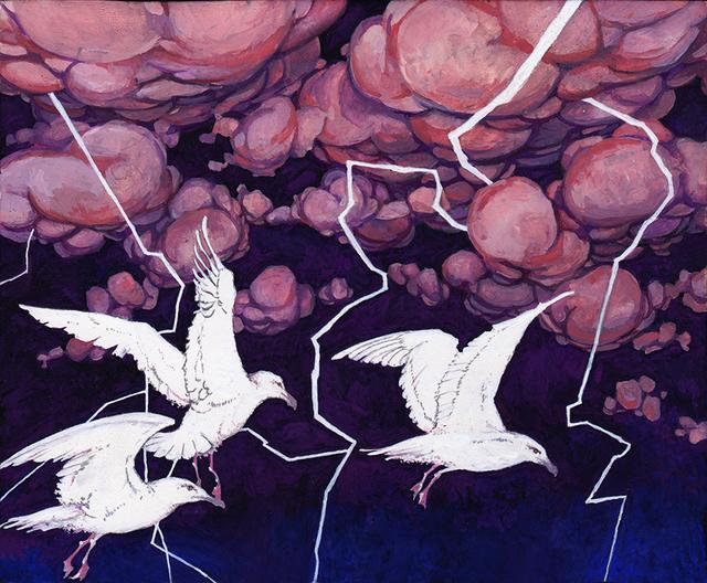 , 'Turbulence,' , Helikon Gallery & Studios