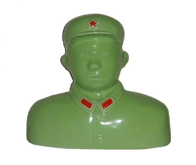 , 'Green with army cap,' 2007, Tanya Baxter Contemporary