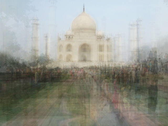 , 'Agra,' 2005-2014, Danziger Gallery