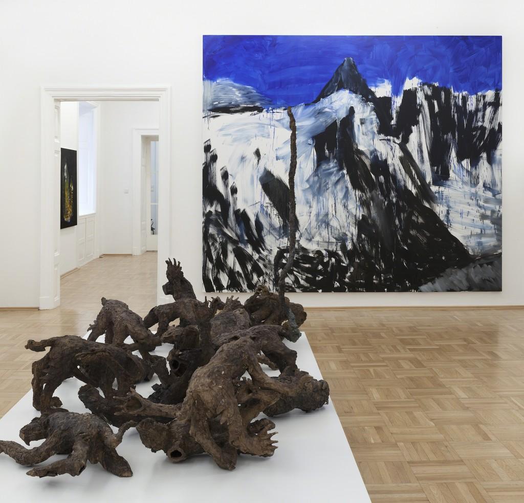 Courtesy Galerie nächst St. Stephan  Photo Markus Wörgötter ROOM 1+ 2