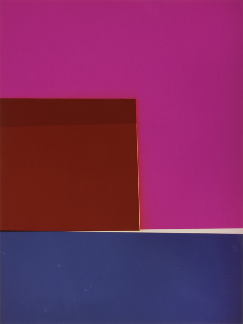 , 'Colorblock no. 1992/15,' 1992, PRISKA PASQUER