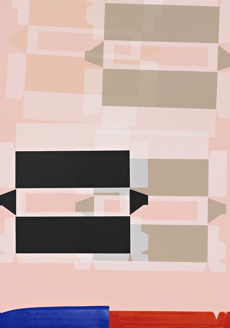 , 'Pink Eye,' 2013, Aspinwall Editions