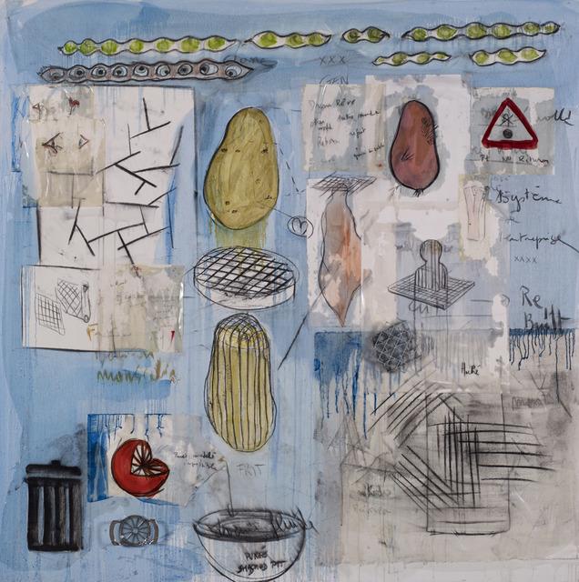 , 'Reborn,' 2014, Galerie Nathalie Obadia
