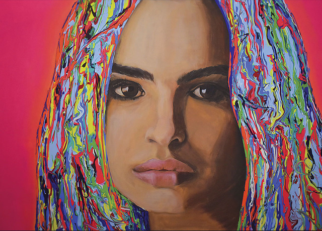 Yeliza Art, 'Emily', 2019, Artig Gallery