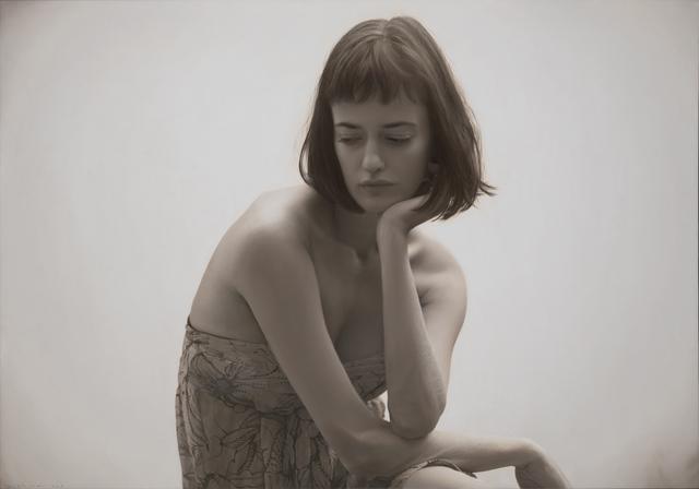 , 'Untitled; Olya Monochrome,' 2015, Zemack Contemporary Art