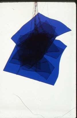 , 'Blauw Glas,' 1979, Tatjana Pieters