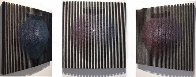 , 'L'attente (vase),' 2017, Galerie Vivendi