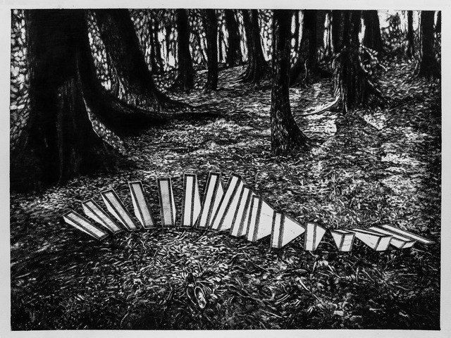 , 'Untitled (basilisk),' 2016, Mind Set Art Center