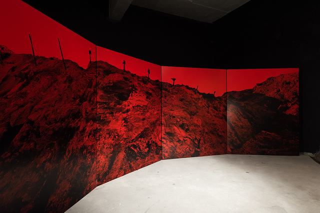 , 'Exploration of Hwaseong,' 2013, Total Museum of Contemporary Art
