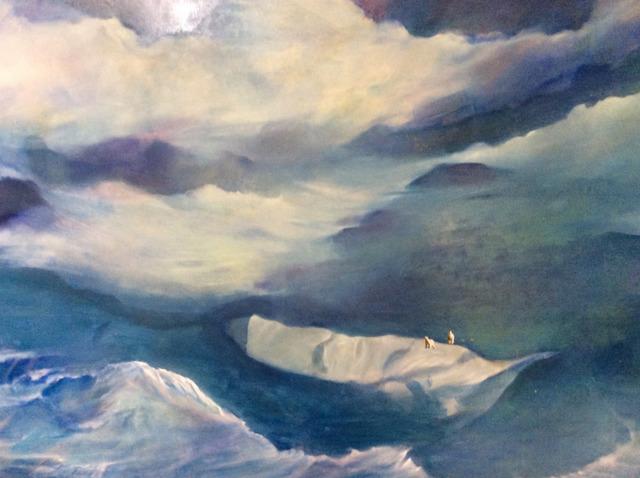 Nancy Nesvet, 'If But All the Seas Rise Up', 2015, Zenith Gallery
