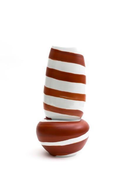 , 'Aka-e vase,' 2015, Ippodo Gallery