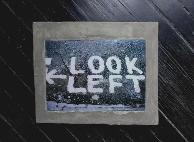 , 'Look Left,' , Licenciado