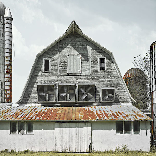 , 'Blue Slate Farm,' 2018, West Branch Gallery