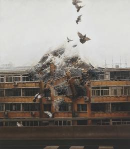 , 'Begin Again,' 2011, Jonathan LeVine Projects