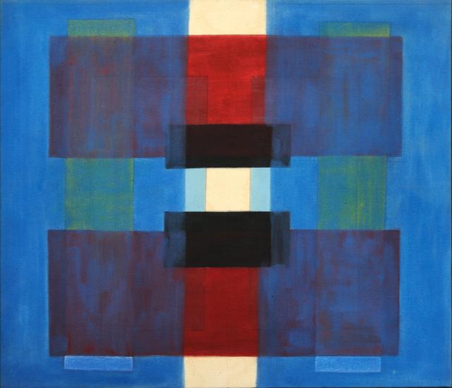 Howard Mehring, 'Floating Forms', 1958, Hemphill Fine Arts