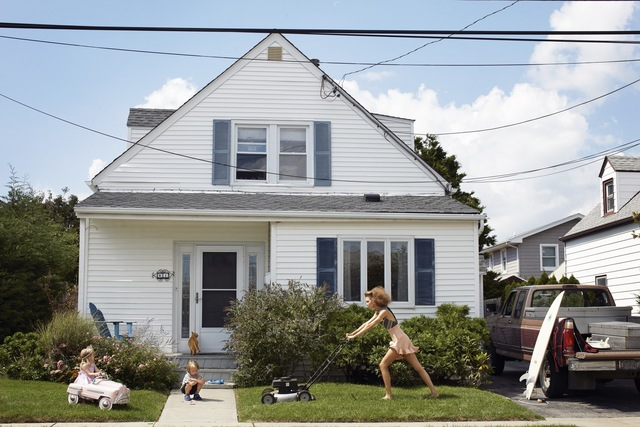 , 'Karlie Kloss, Atlantic Beach, NY, Vogue,' 2012, Atlas Gallery
