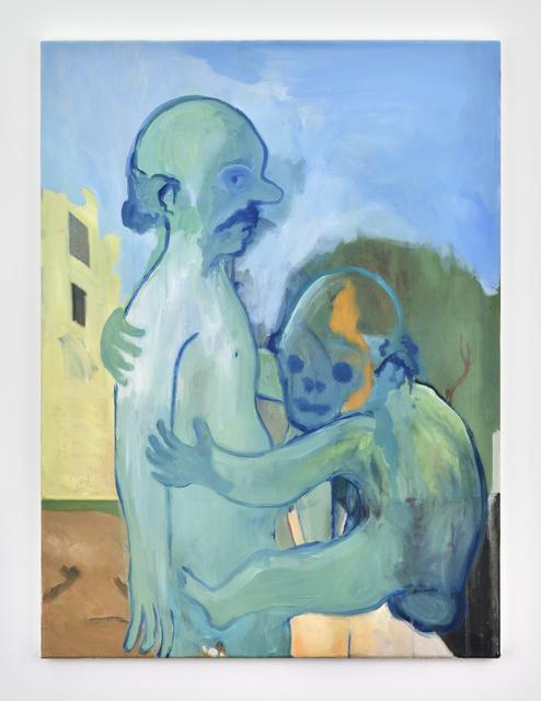 , 'Singe,' 2016, Galerie Thomas Bernard
