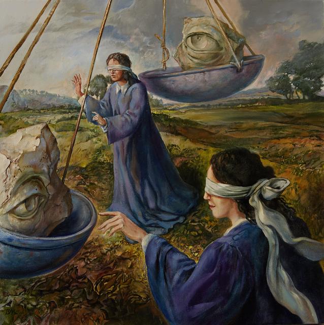 , 'Swinging,' 2015, Pucker Gallery