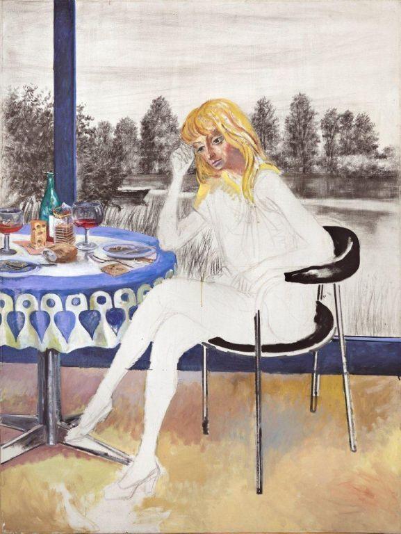Antonio Berni, 'Joven sentada,' 1980, Galeria Sur
