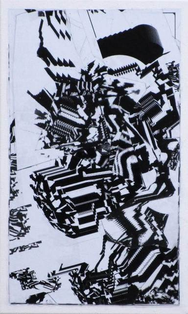 , '7: 19,' 2016, Gallery Elena Shchukina