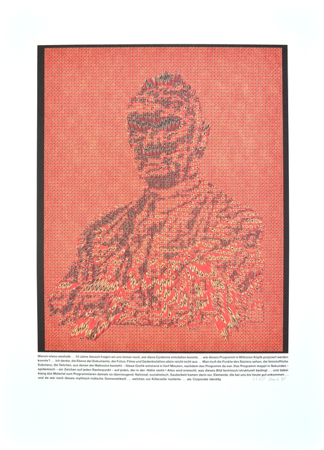 Thomas Bayrle, 'Corporate Identity', 1995, ARTEDIO
