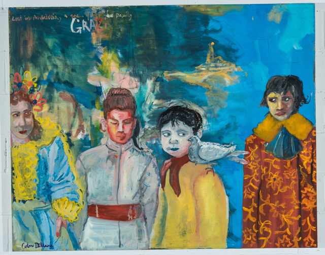 , 'Lost in Asturias,' 2018, Wallplay