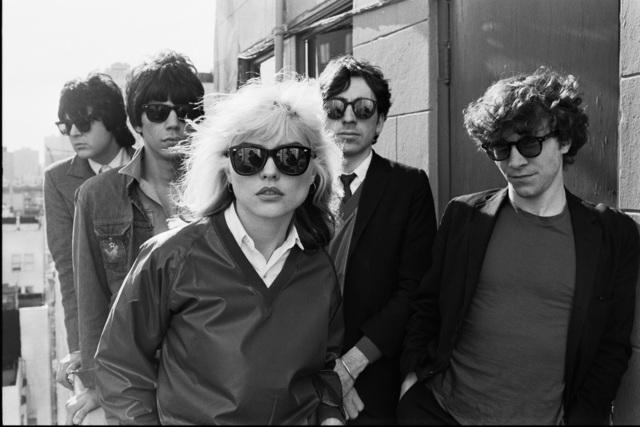 , 'Blondie, Tenderloin Hotel ,' 1977, Milk Gallery