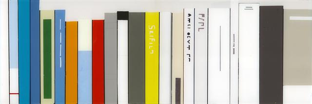 Maria Park, 'Bookcase 9', 2014, Margaret Thatcher Projects