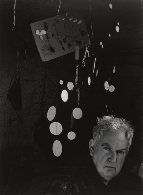 , 'Alexander Calder,' 1957, HackelBury Fine Art