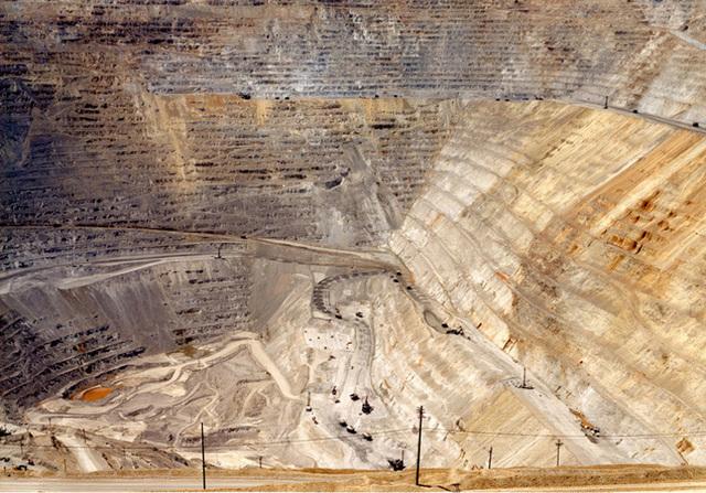 Victoria Sambunaris, 'Untitled (Copper mine) Bingham Canyon, Utah', 2002, Yancey Richardson Gallery