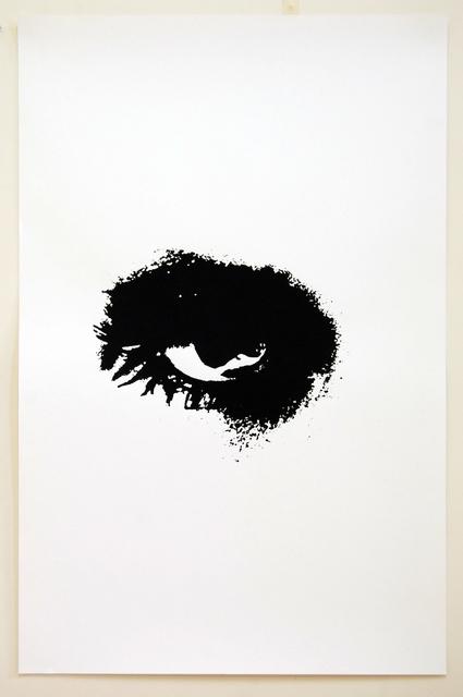 , 'Psychedelic Eye,' 2014, Casa Triângulo