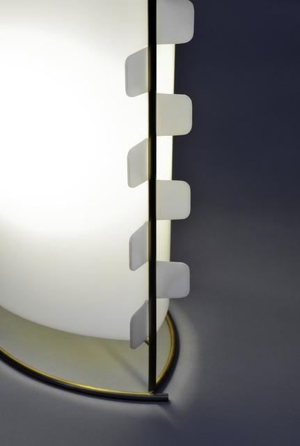 Joseph-André Motte, 'Pair of Lamps M5', 1958, Design/Decorative Art, Plexiglas, polished and varnished brass, Galerie Pascal Cuisinier