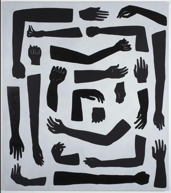 , 'Untitled (Arms),' 2018, ArtYard