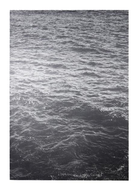 , 'Sea I,' 2018, Barnard