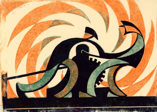 , 'The Winch,' 1930, Redfern Gallery Ltd.