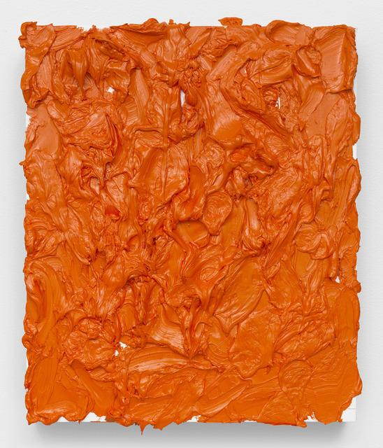 , 'Pyrrol Orange,' 2016, Jeff Lincoln Art+Design