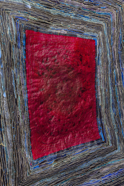 , 'Scheherazade (detail),' 2016, Pavel Zoubok Fine Art