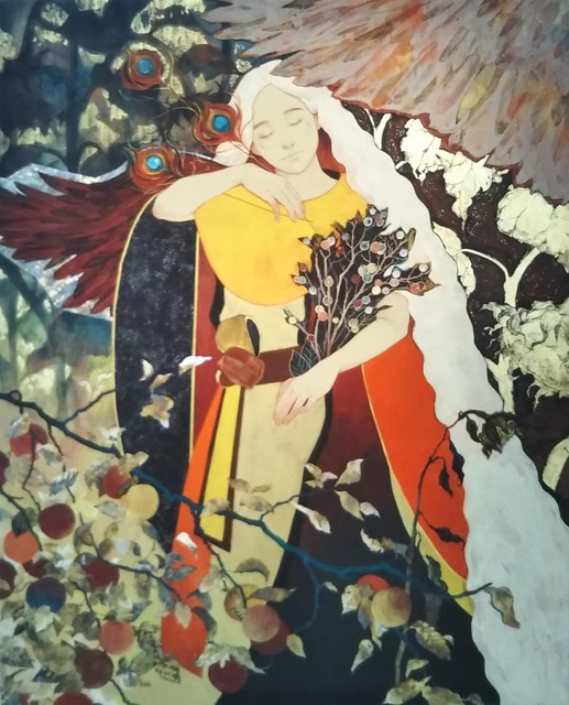 , 'LOVELESS,' 2019, SEIZAN Gallery