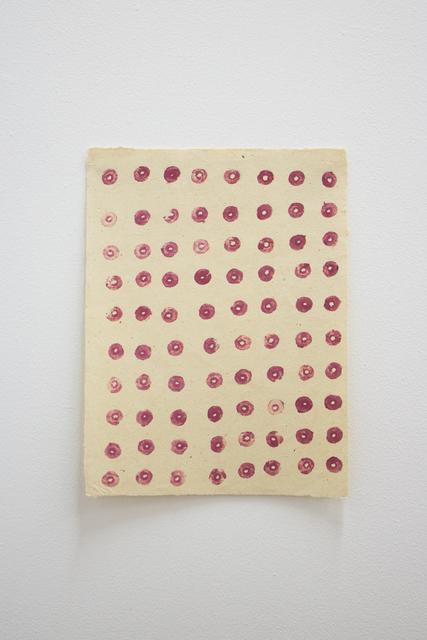 , 'Ojo de gusano,' 2012, ABRA
