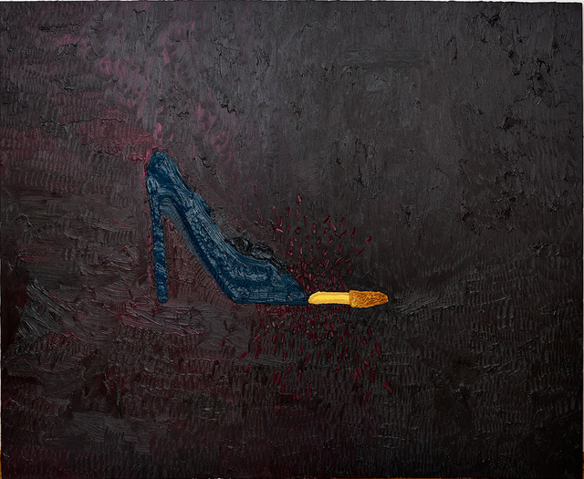, 'Pain of the Shoe,' 2015, Nicodim Gallery