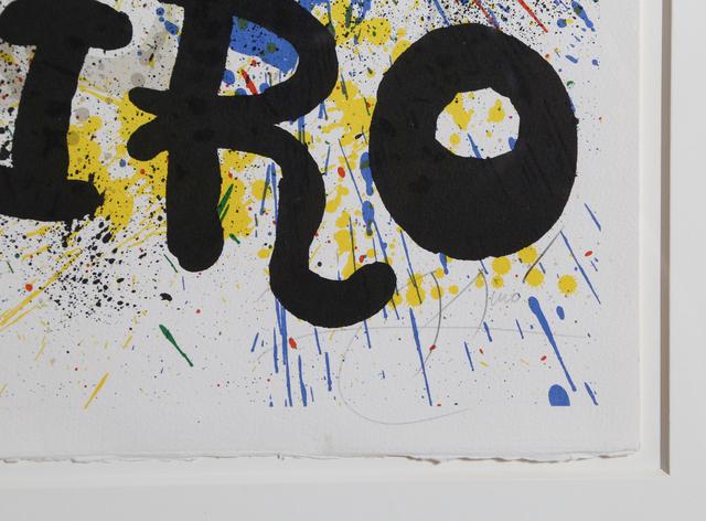 Joan Miró, 'Sculpture et Ceramics', 1973, Print, Lithograph on Arches paper, RoGallery