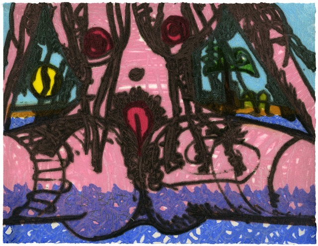 , 'The Nude #16,' 2012/13, Two Palms