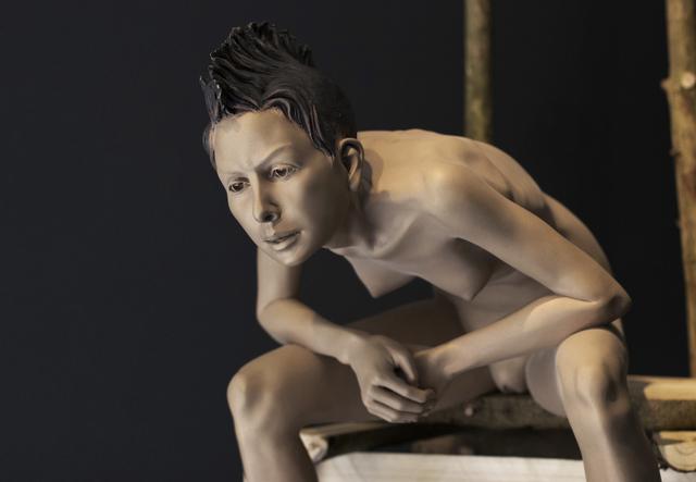 , 'Elana,' 2013, Accesso Galleria