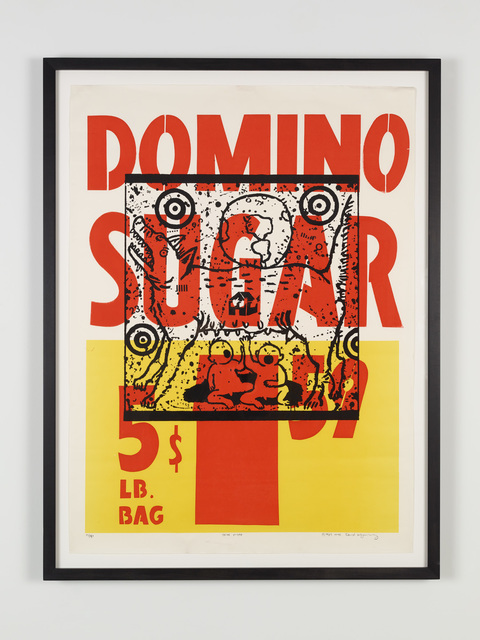 , 'True Myth (Domino Sugar),' 1983, P.P.O.W