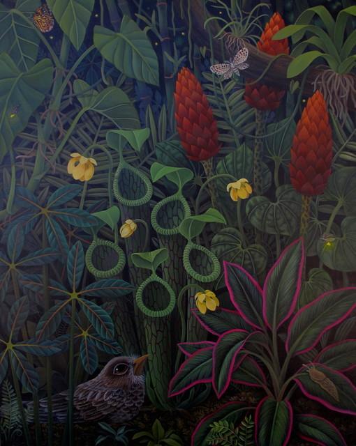 Laine Bachman, 'Night Catchers', 2019, Bender Gallery